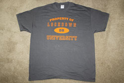 Lockdown University T-Shirt